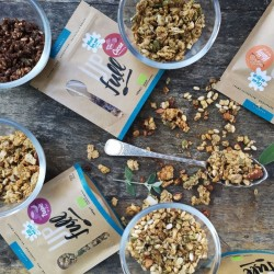 Organic Granola 'Bags on the Go' Selection Pack