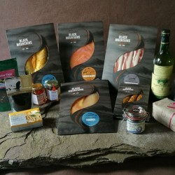 A Really Welsh Breakfast Hamper