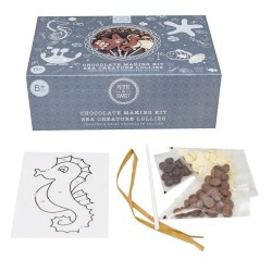 Sea Creature Chocolate Lolly Kit