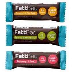 Low-Carb Keto Bars Taster Pack