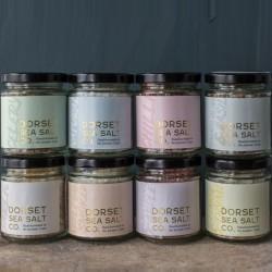 Jurassic Coast Sea Salt 8 Flavour Pack