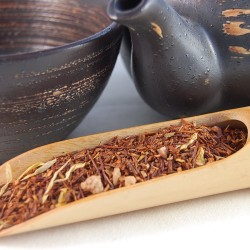 Chocolate Caramel Rooibos Loose Leaf Tea