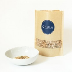 Quinoa Granola - Almond & Vanilla (Vegan, Free From)