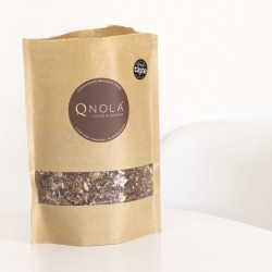 Quinoa Granola - Cacao & Cashew (Vegan, Free From)