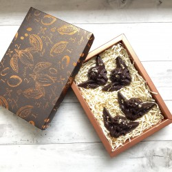 24carat Gold Cherubs - Dairy Free Milk Chocolate