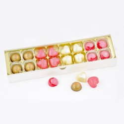Champagne Chocolate Truffles Selection Box
