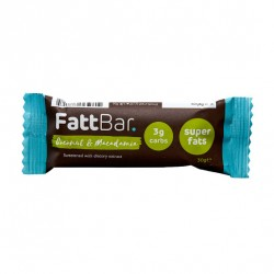 Super Fat Bar with Coconut & Macadamia