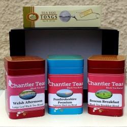 Choose Your Own Loose Leaf Tea Blends Gift Box