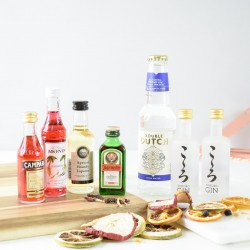 Kokoro Gin Cocktail Set
