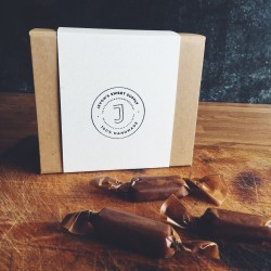 Salted Butter Caramels Gift Box