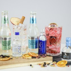 English Gin And Tonic Set