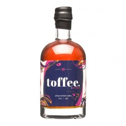 Toffee British Artisan Vodka (70cl)