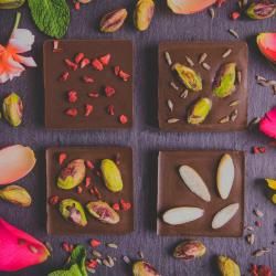 Raw Chocolate Gift Box - Botanical Range