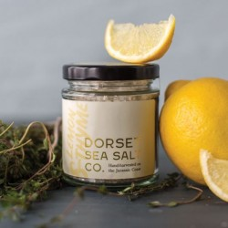 Jurassic Coast Sea Salt with Lemon & Thyme