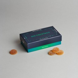 Gin Edible Cocktail Selection, Box of 8