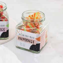 Passion Fruit Mojito Humbug Sweets