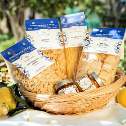 Authentic Italian Pasta Selection Pack