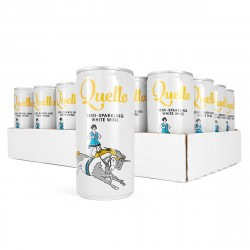 Quello Semi-Sparkling White Wine (24 x 200ml)