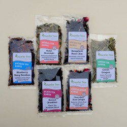 Loose Leaf Tea Blends Sample Pack