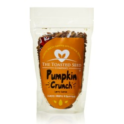 Lightly Salted Pumpkin Crunch Seed Snack (Multipack)