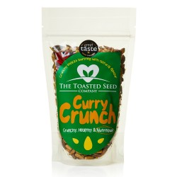 High Hemp Seeds Curry Crunch Flavour (Multipack)