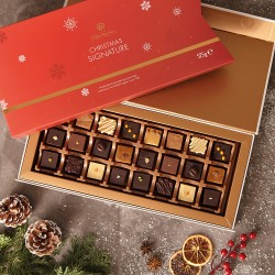 Christmas Signature Selection - Gourmet Fudge Selection