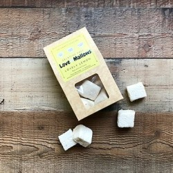 Lovely Lemon Gelatine Free Mallows