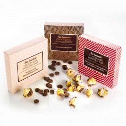 Chocolate Popcorn Bar