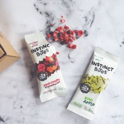 Mixed Taster Pack of Freeze Dried Vegan Snacks