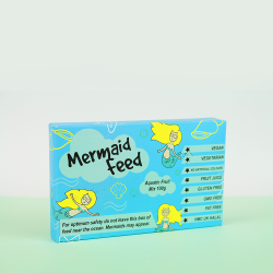 Mermaid Feed Vegan Gummy Sweets