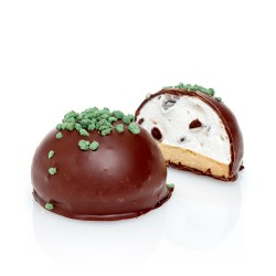 Mint chocolate chip Teacake