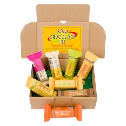 The Raw Fudge Pie Box (Choice of Flavours)