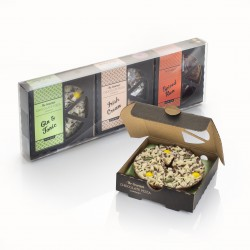 Cocktail Chocolate Pizza Gift Pack