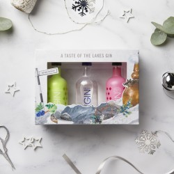 Lakes Gin Miniature Triple Gift Pack