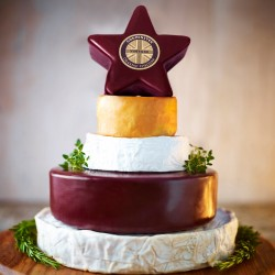 Godminster Celebration Cheese Cake - Star