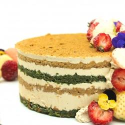 Organic CBD Queen Cake