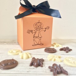 Dairy Free Milk Chocolate Halloween Shapes