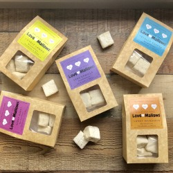 Gelatine Free Mallows (Vegan Marshmallows)