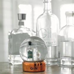 Gin Snowglobe