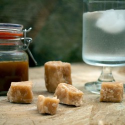 Handcrafted Toffee Vodka Fudge