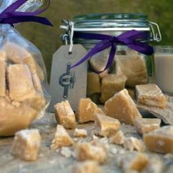 Handcrafted Baileys Fudge