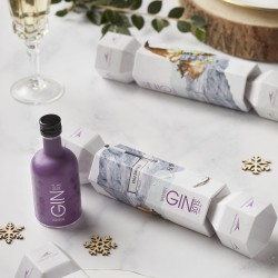 Lakes Sloe Gin Christmas Cracker