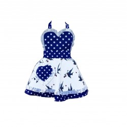 Tweet, Drink and Be Merry Children's Apron