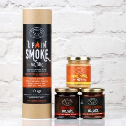 Up In Smoke Barbecue Tube Gift Set
