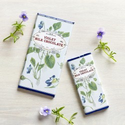 Violet Milk Chocolate