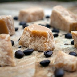 Handcrafted Coffee Fudge