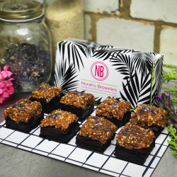 Lactation Brownies (Free From)