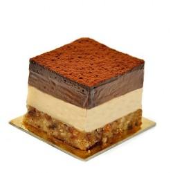 Mocha Vanilla Cream Vegan Cakes Box
