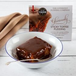 British Sticky Toffee Pudding