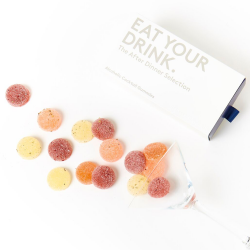 The After Dinner Selection: Alcoholic Cocktail Gummies